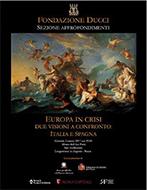 Europa in crisi due visioni a confronto Italia e Spagna - 2017
